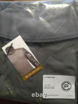 RARE BNIP Wolf Grey Crye Precision Combat Set. MDR Shirt. 32R Pants