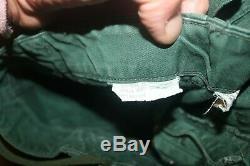 RARE Vietnam US Army opfor aggressor pattern uniform 1964 pants shirt green 255