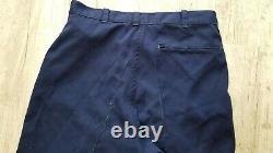 RARE Vintage CHICAGO WHITE SOX Beer Vendor Uniform Shirt & Pants Size M