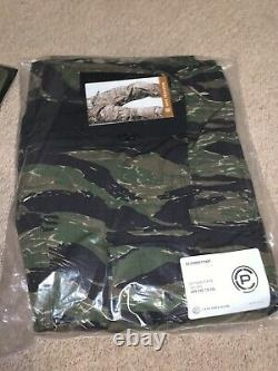 Rare Crye Precision G3 OV Tiger Stripe Combat Shirt LG/L and 34L Pant