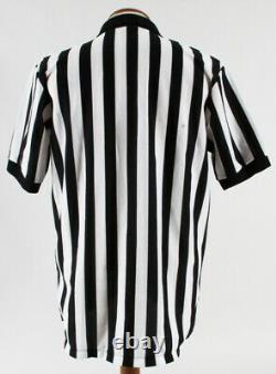 Referee Game-Worn Uniform Shirt, Pants, Hat and Shoes
