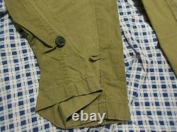 Reproduction North Vietnamese Nva Shirt Pants Uniform Vietnam War X-large
