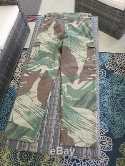 Rhodesian Brushstroke Shirt and Pants (FireForce Ventures Repro)
