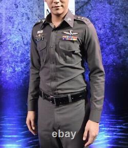 Royal Thai Police Original Item Shirt Pant Rank Badge Patch New Uniform Thailand