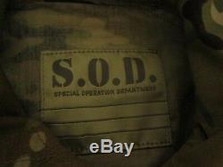 SOD spectre Gear Combat Shirt S and pants 32x32 3/4