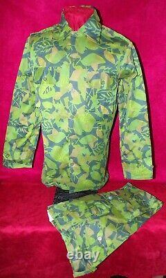 Sadf, Recce, Special Forces, Copy Camo Cuban Elm Pattern Camo Shirt & Pants