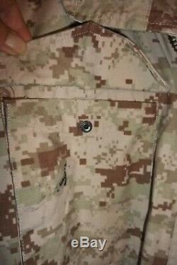 Saudi Arabia Army Desert Digital Camo Uniform Pants Shirt Field Jacket XL