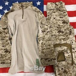 Semapo Gear AOR1 Combat Set Small 30R not Crye NSW Seal DEVGRU Pants Shirt G2