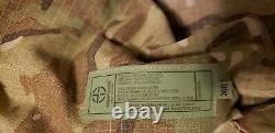 Semapo combat shirt xl + pants 36R crye combat uniform style in multicam