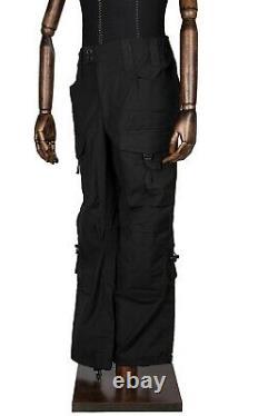 Serbian Special Police Unit Gendarmerie Black Uniform Shirt & Pants Waterproof