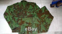 Set ARVN Ranger Airborne ERDL Poplin Lightweight Shirt Pants US Army Vietnam