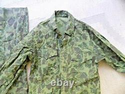 South Korean Rok Army Camo Shirt And Pants