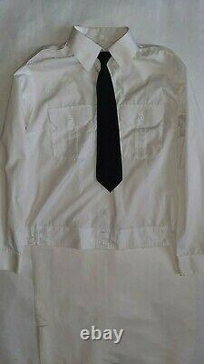 Soviet Parade Uniform of captain Naval Aviation (jacket, pants, shirt, tie)
