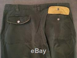 Stussy vintage shirt pants military uniform rare 1990s