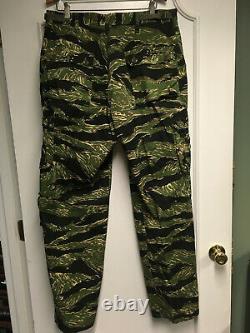 Tiger Stripe Products Shirt and Pants Medium