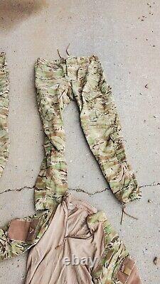 TruSpec All Terrain Tiger Stripe uniform set Combat Shirt Pants