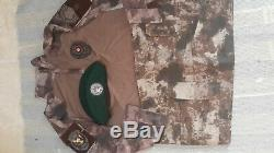 Turkish Army Police Swat rare camouflage combat shirt and pants 2