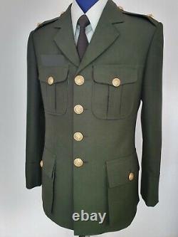 UNIFORM Soldier shirt and suit No pants No Pins No Ranks No Wings Thai Rrmy Suit