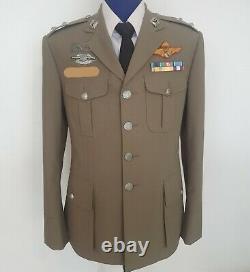 UNIFORM Soldier shirt, suit, pants, Pins, Ranks, Wing Royal Thai Police Men