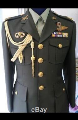 UNIFORM Soldier shirt, suit, pants, Pins, Ranks, Wing Royal Thai army Military