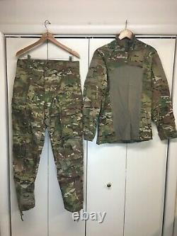 US Army Combat Pants (MR) & Type II Combat Shirt (Med) NEW WITHOUT TAGS