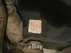 US Army Field Jacket withliner, 5 shirts and 2 pants