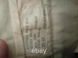 US Marine Wool Vintage uniform Dress Jacket, shirt, pants & tie