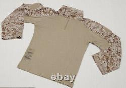 US Navy Seal AOR1 DEVGRU Desert Camo Combat Shirt Pants Tactical Uniform
