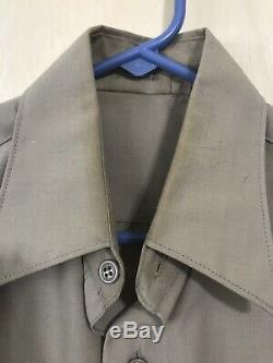 USMC Marine Corps Uniform Jacket Belt and Pants Shirts Tie Sgt E-5 14 1/2x33 31S