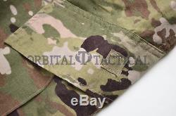 Usgi Army Scorpion Ocp Uniform Flame Resistant Fr Pant Shirt Sr Small Regular