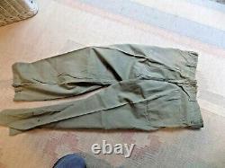 Usmc Marine Hbt Shirt And Pants