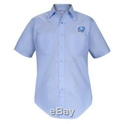 Usps Letter Carrier's Uniform Incl Parka, Hat, 3 Shirts, 3 Shorts, 1 Pants Used