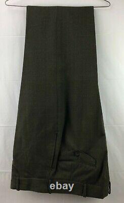 VTG US Marine Uniform With Pants, Tie & Shirt Great Northern U. S. M. C Serial 675