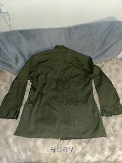 Vietnam Jungle Fatigues Pants Shirt Set Medium