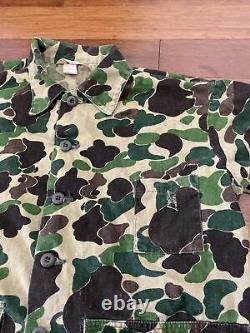 Vietnam Special Forces Ranger Brand Duck Hunter Camo Shirt/Pants SET Medium
