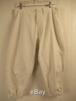 Vintage 1940s baseball uniform Levitt's shirt and pants Wilson size medium