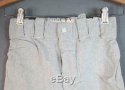 Vintage 1950s Dodge Davis Flannel Boys Baseball Uniform Shirt/Pants Ephrata, PA
