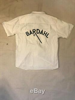 Vintage Bardahl Special Indy Racing Uniform Shirt Pants Indianapolis 500