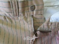 Vintage Coca Cola Salesman Uniform Shirt & Pants Coke Sprite Tab