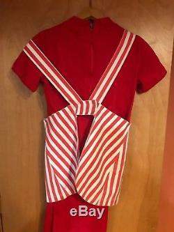 Vintage KFC uniform Pants top apron hat 1970's 1960's Kentucky Fried Chicken