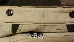 Vintage Korean War U. S. Army Uniform Ike Jacket, Pants, Shirt, Cap, Tie