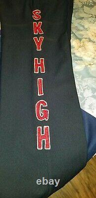 Vintage NHRA 1970's Sky High Racing Team Pit Worn Complete Uniform Shirt & Pants