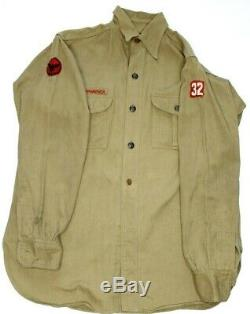 Vintage Sweet-Orr Official Boy Scouts of America Uniform Shirt and BSA Knickers