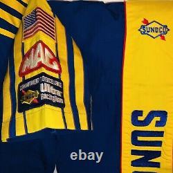 Vintage Terry Labonte SUNOCO Nascar Pit Crew Uniform Shirt Pants Winston Chi-Chi