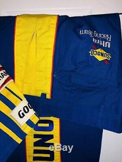 Vintage Terry Labonte SUNOCO Nascar Pit Crew Uniform Shirt Pants Winston Olds