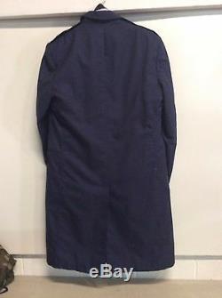 Vintage Usaf Air Force Uniform Overcoat Dress Jacket Pants Shirt Belt Cap Tie
