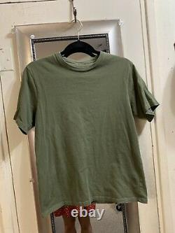 Vintage Vietnam Army M65 Field Jacket, Pants, T-shirt OG107 Military Coat Jungle