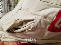 Vintage Winston Cup Series Official Shirt & Pants uniform Medium