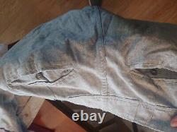 Vintage Wool Baseball Uniform Size 38- Pants Shirt And Socks