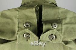 Vtg NOS 1969 US Army Vietnam War Ripstop Jungle Set Shirt Pants Sz L 60s #7409